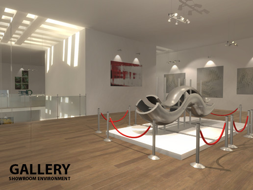 Gallery - Showroom Environment