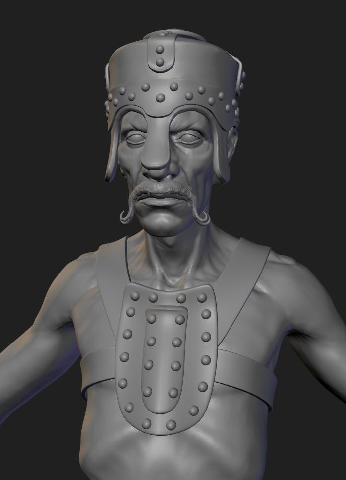 3D character
