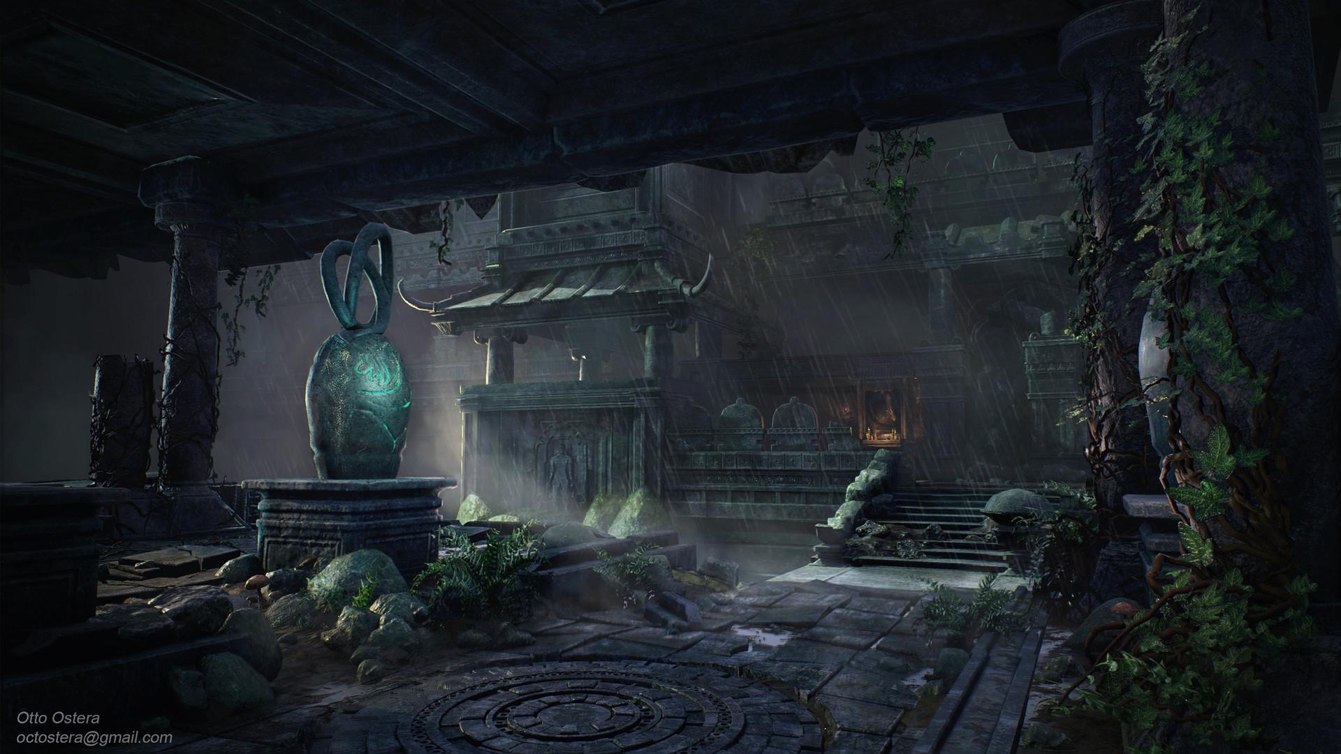 The Ancient Ruins of Khala