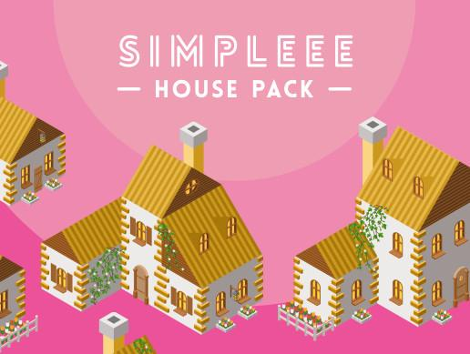 SIMPLEE Isometric House Pack
