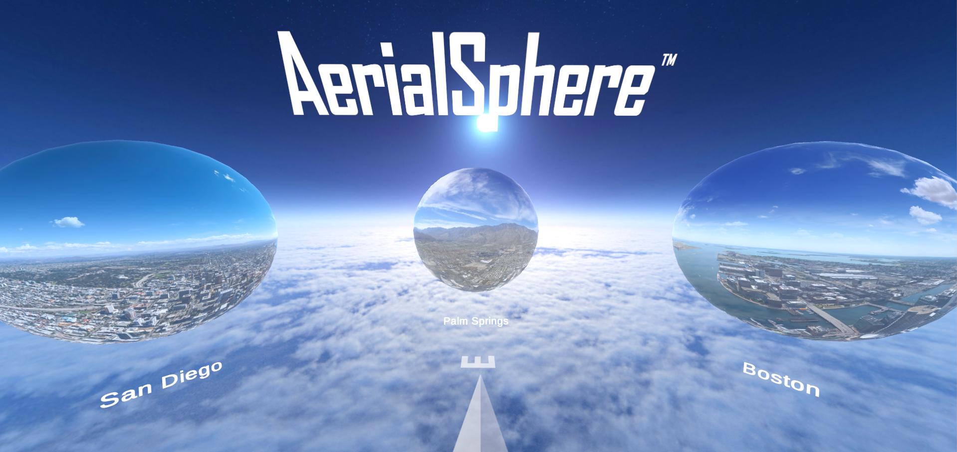 Aerial Sphere VR