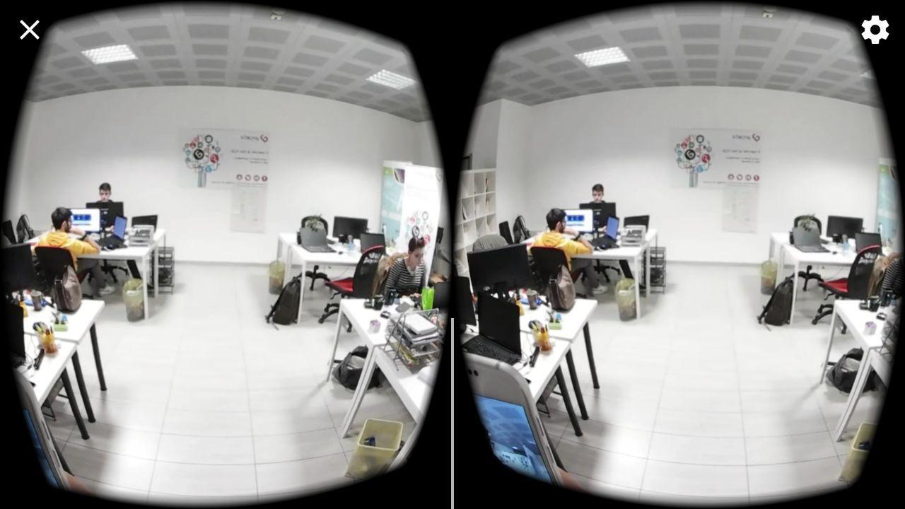 Virtual Reality VideoPlayer