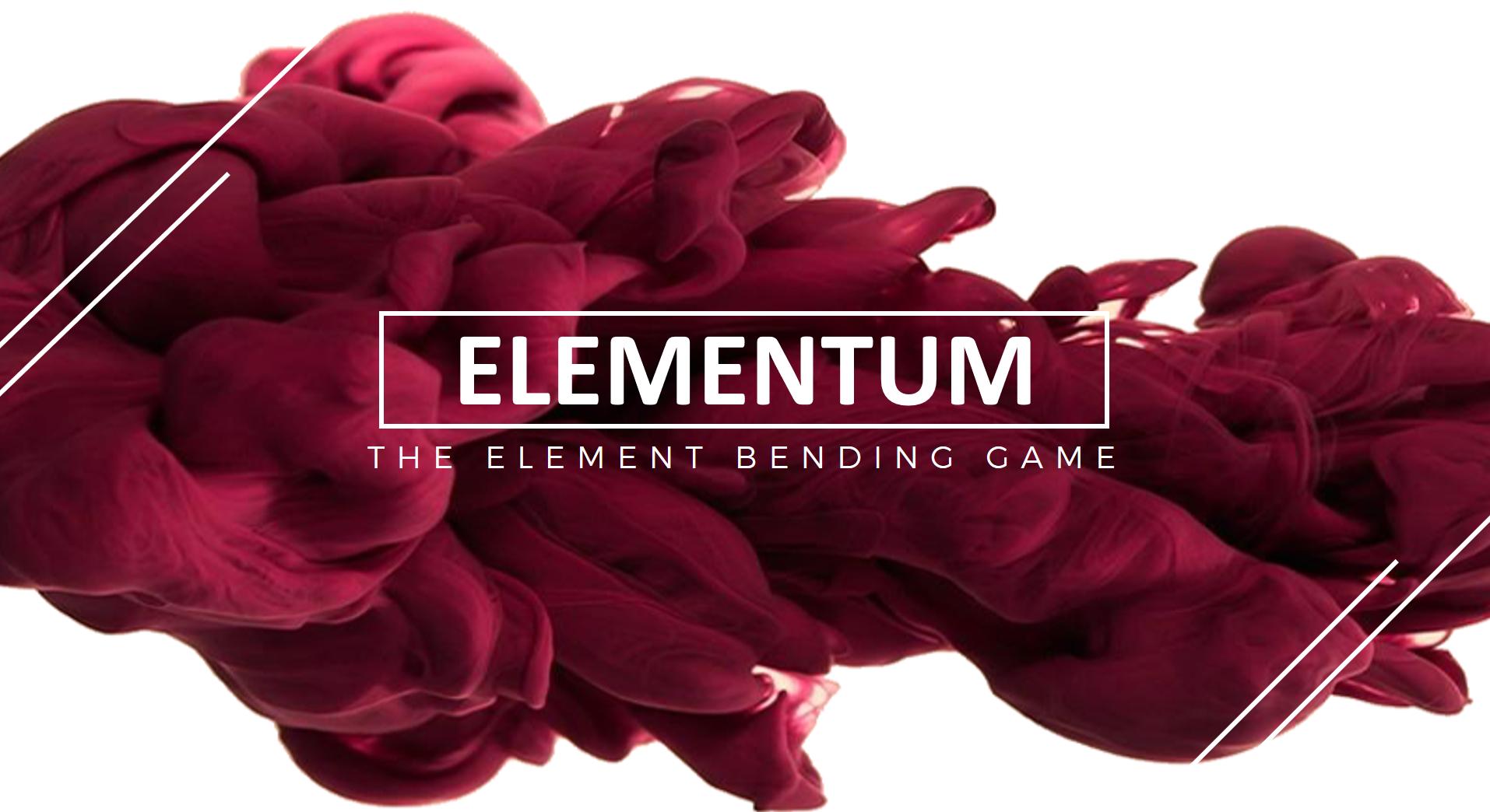 ELEMENTUM (Game Design and Development)