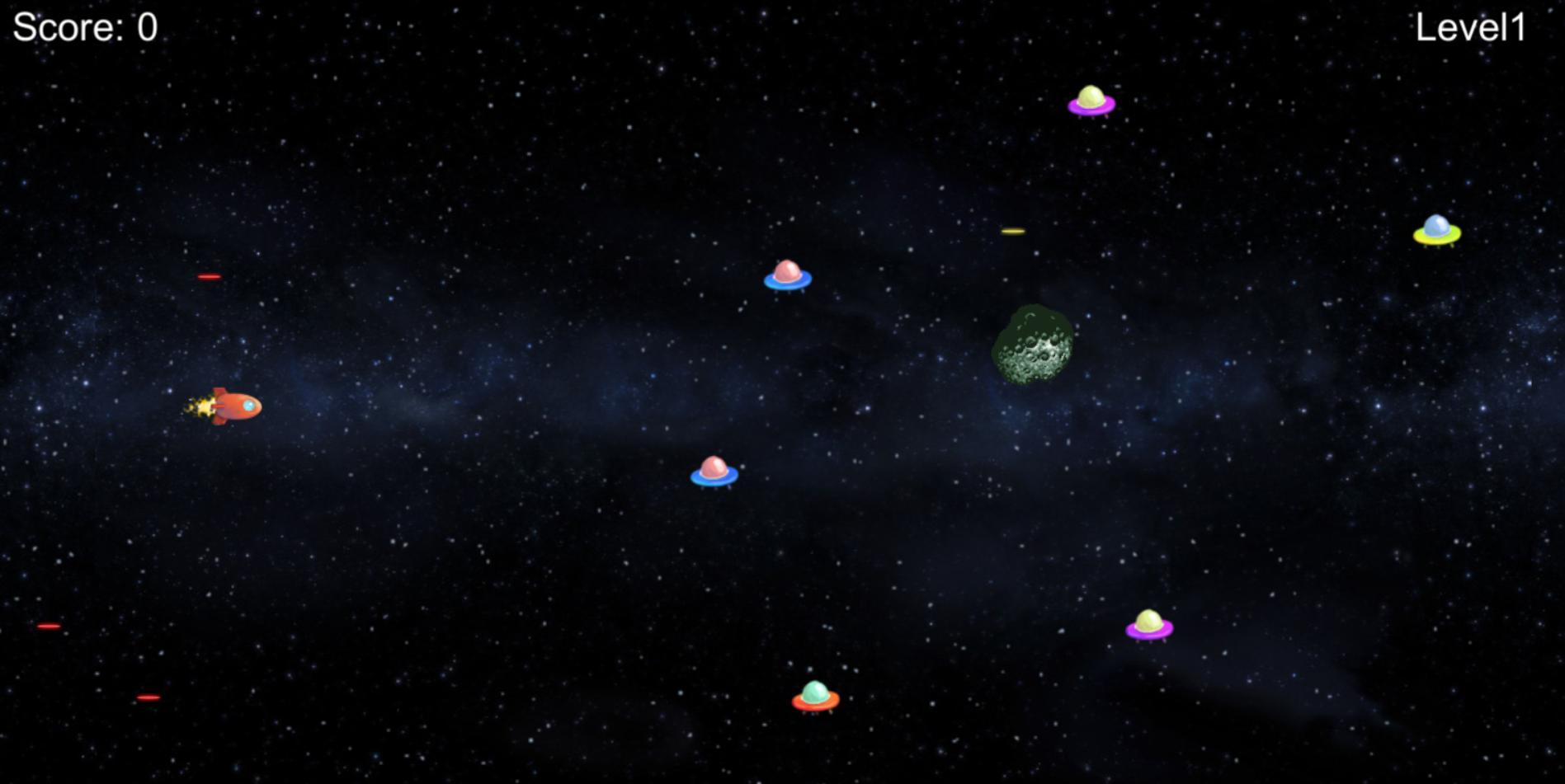 SpaceShip Unity