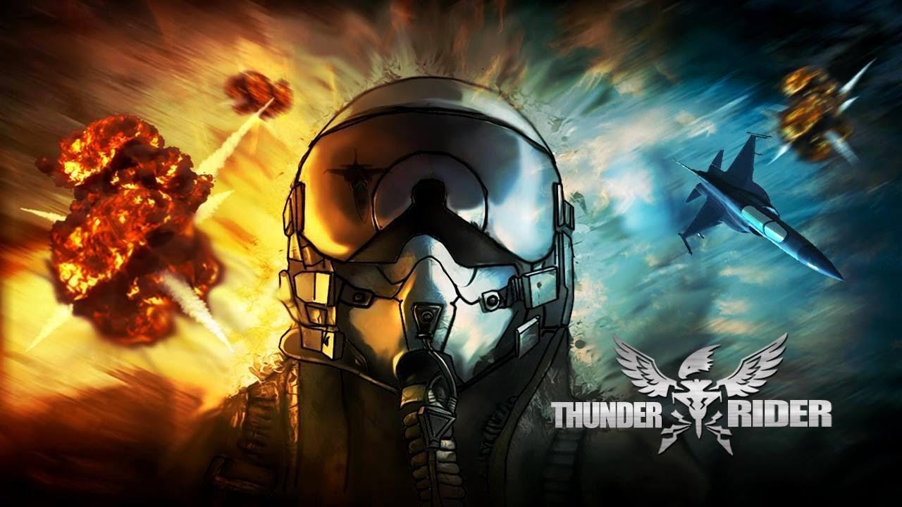 Thunder Rider - First Flight
