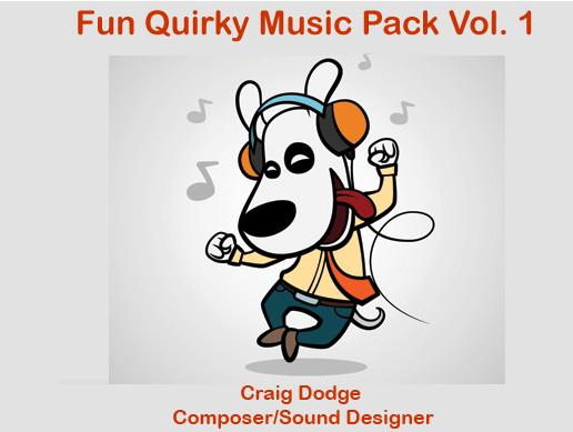 Fun Quirky Music Pack Vol.1