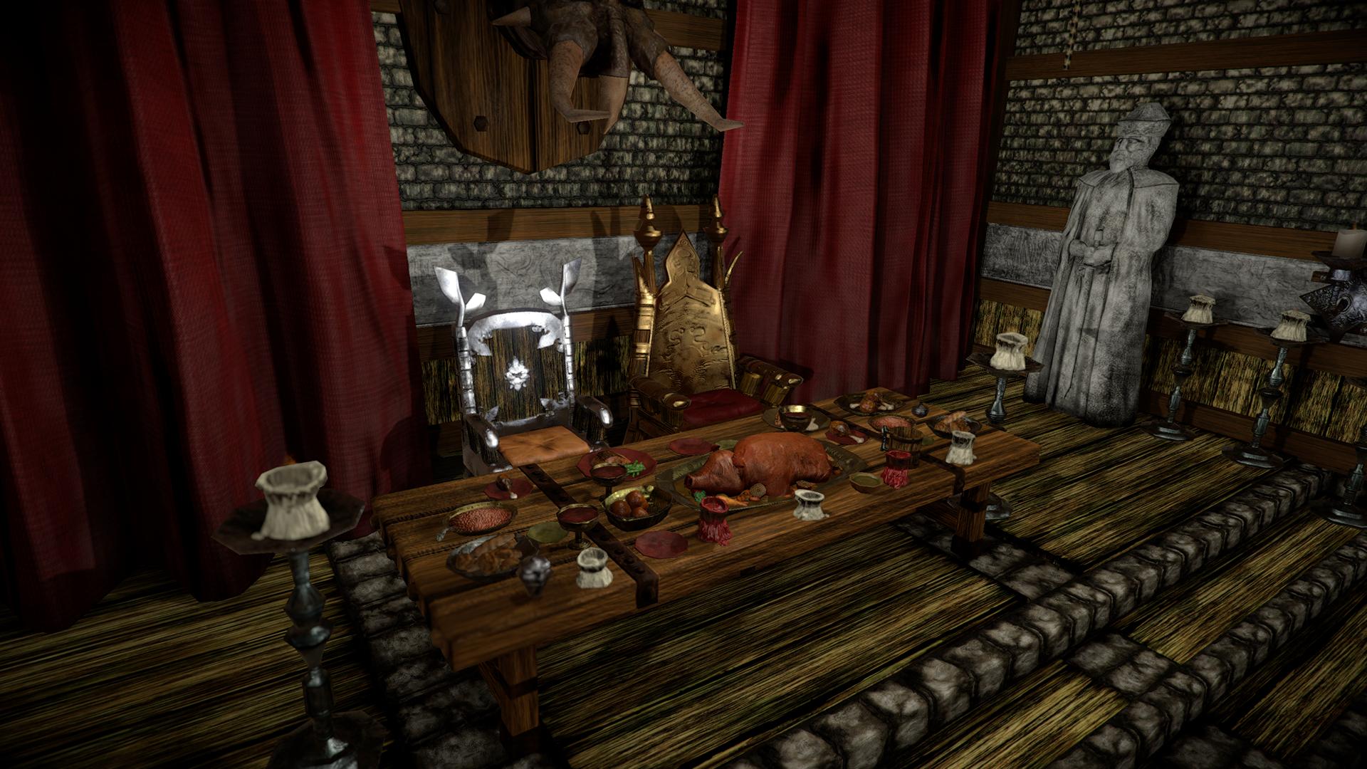 Mythical Dining Hall