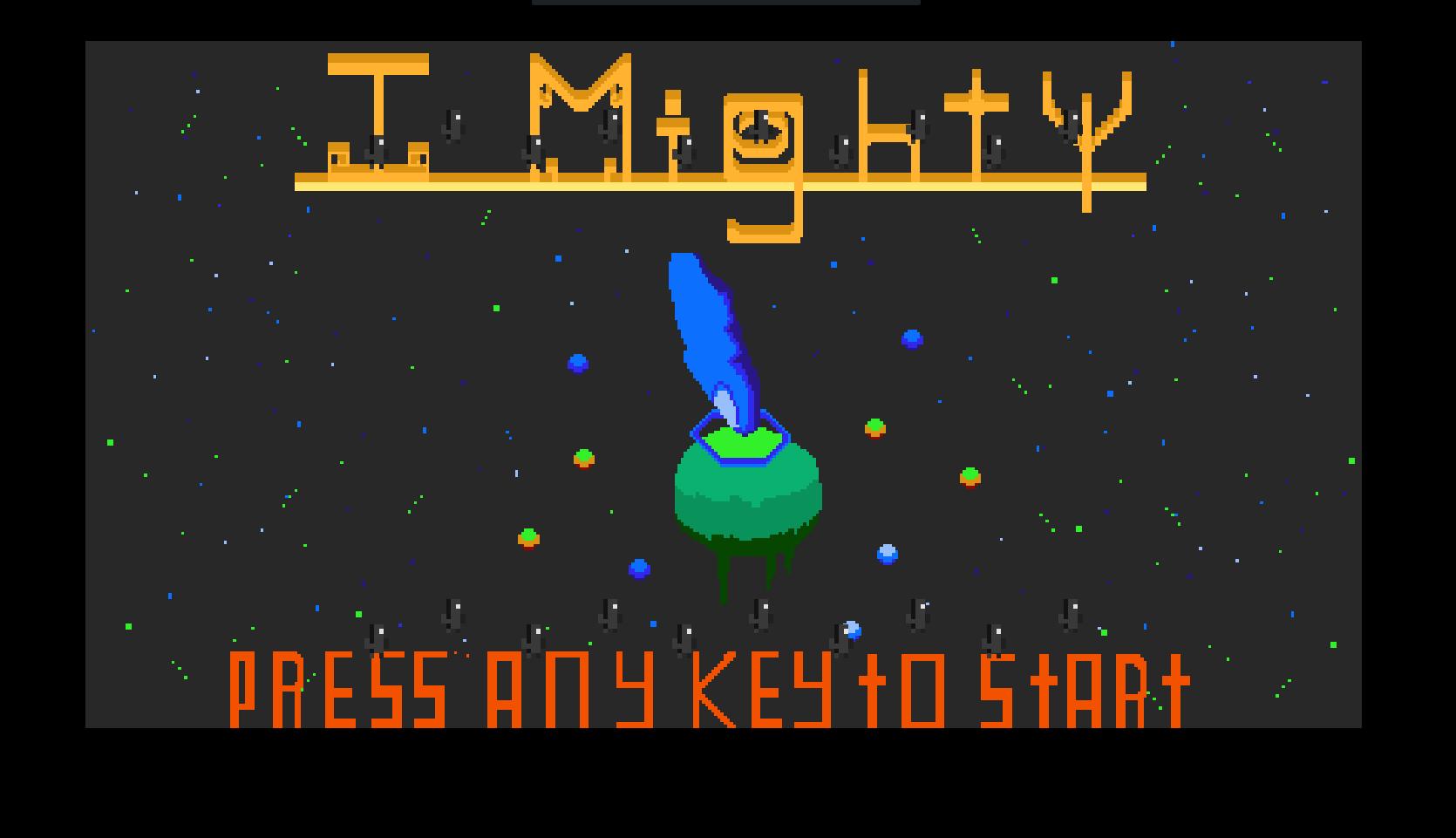 I, Mighty