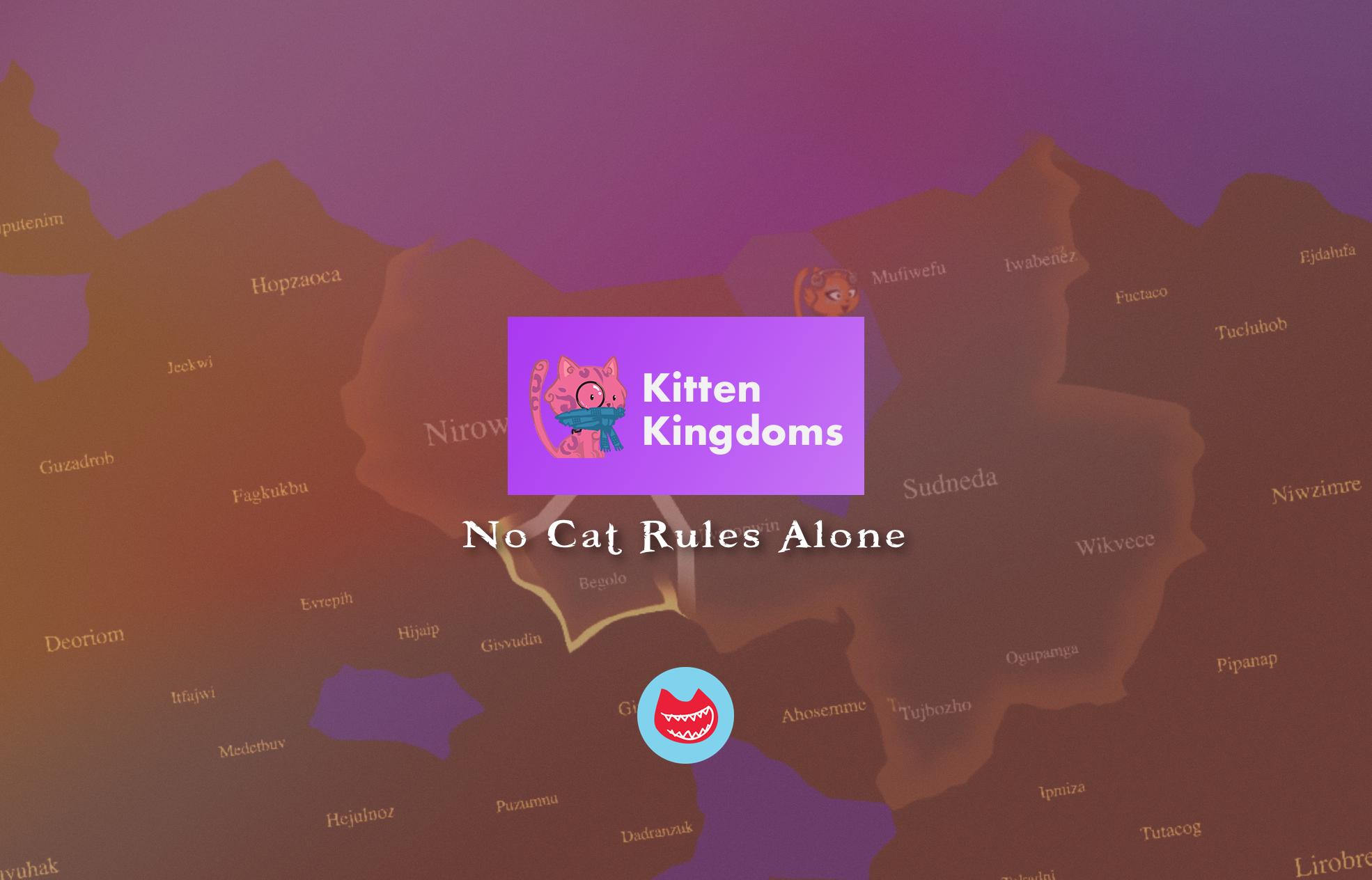 Kitten Kingdoms