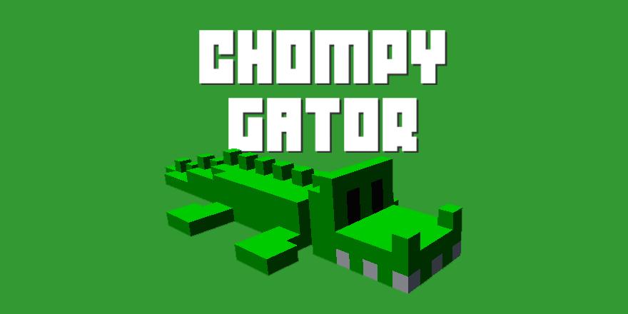 Chompy Gator