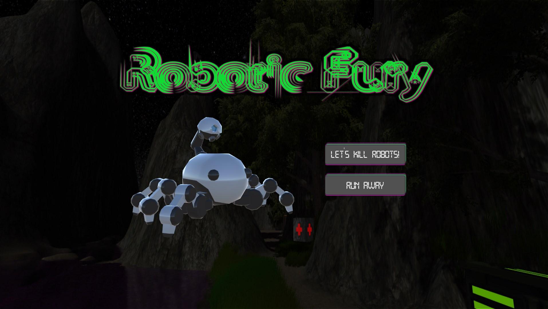 Robotic Fury 0.3