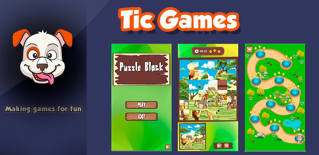 Tic Sliding Puzzle - Unity Connect