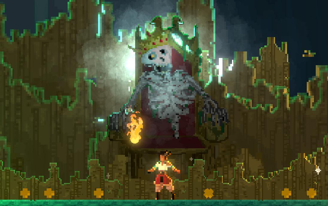 An Elemental Adventure: Grotto