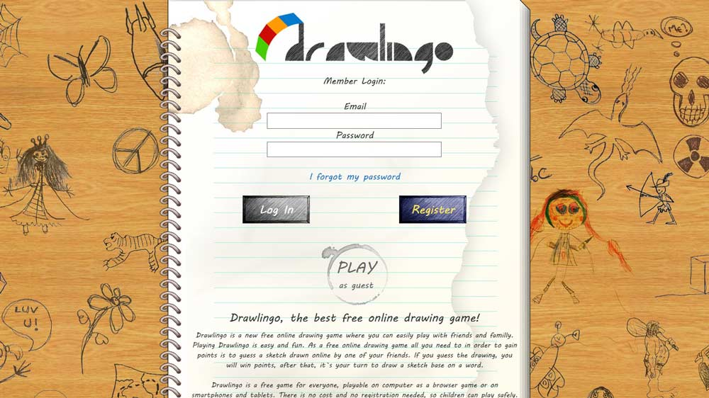 Drawlingo - Unity Connect