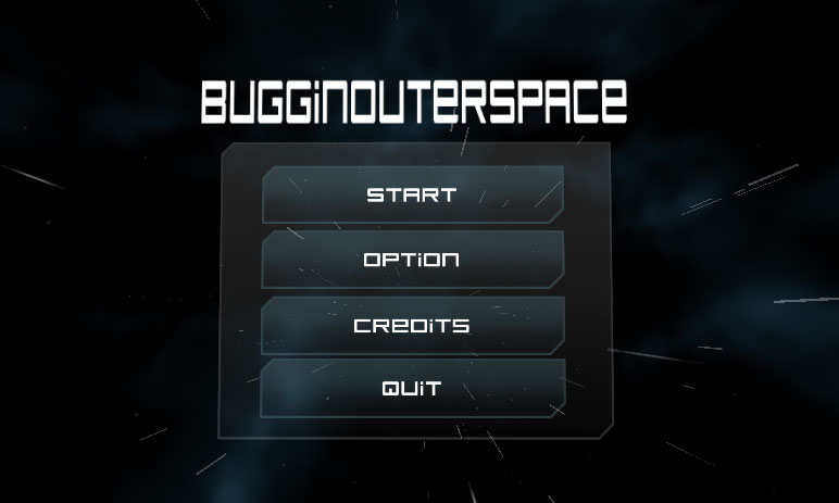 BUGGINOUTERSPACE