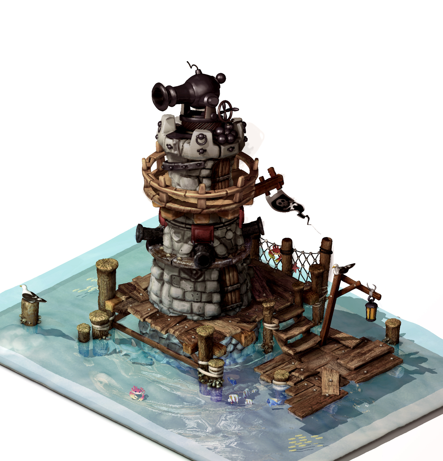 Pirate Tower