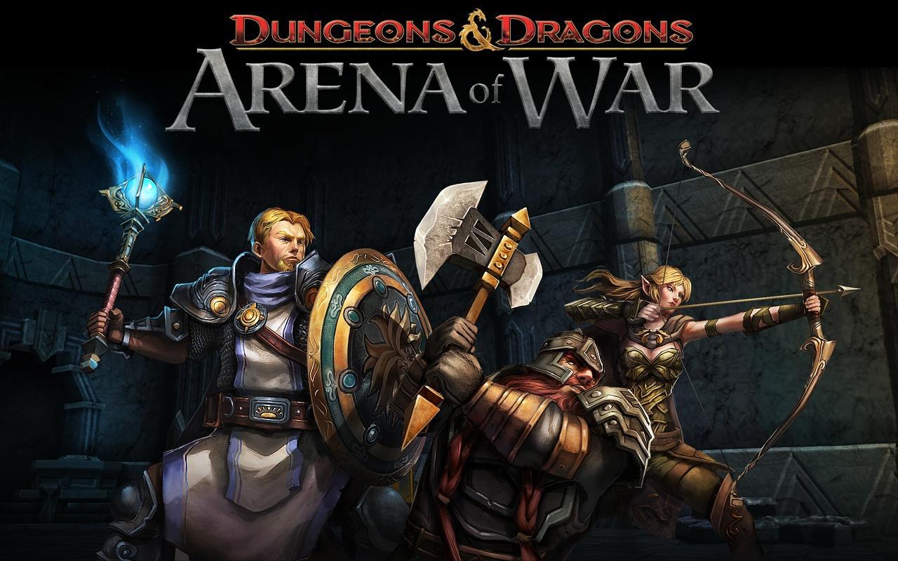 Dungeons & Dragons - Arena of War