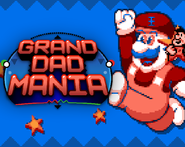 Grand Dad Mania: Revived