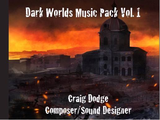 Dark Worlds Music Pack Vol.1