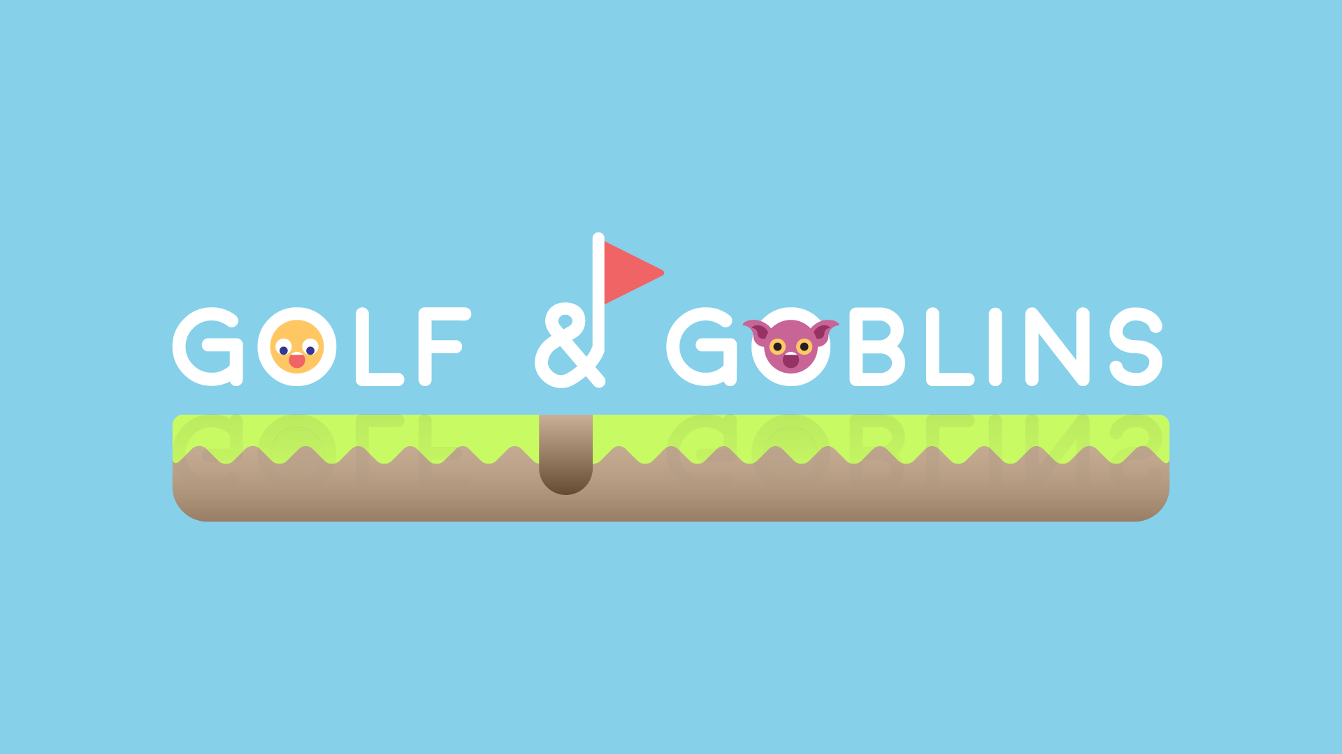 Golf & Goblins Free-To-Play Mobile Re-Design