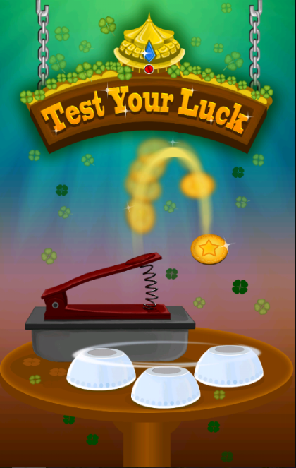 Test your luck ..!!