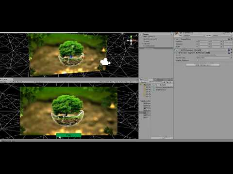Screen sharing in unity