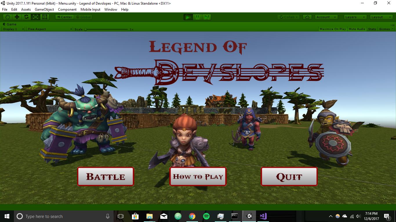 Legend of Devslopes