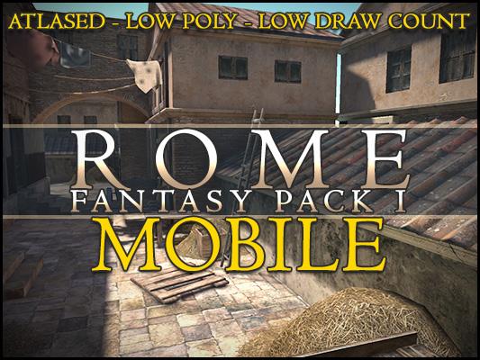 Rome: Mobile Fantasy Pack I