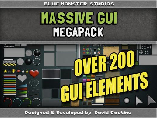 Massive GUI MegaPack