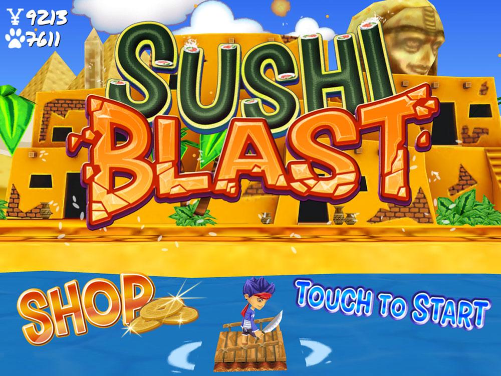 Sushi Blast