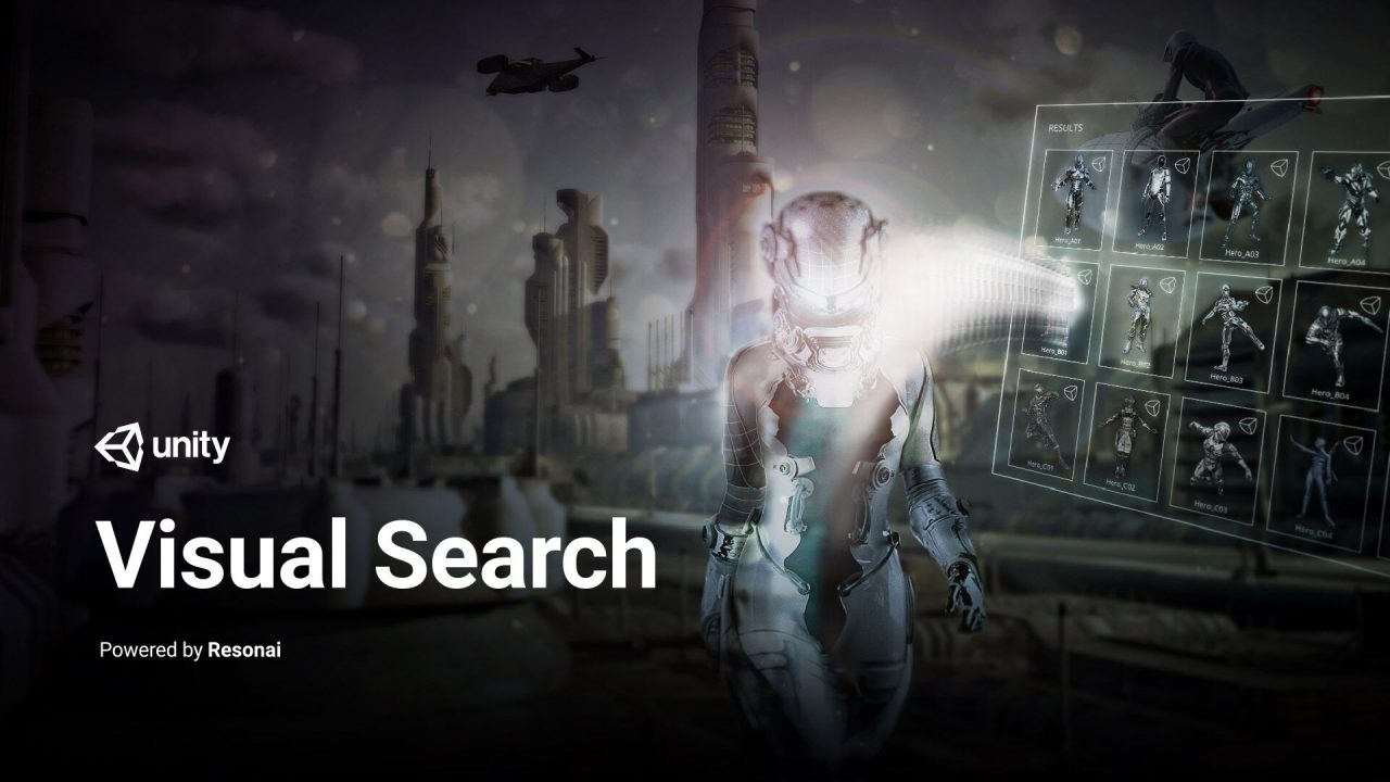 買う前に3Dモデルをシーン内に置ける!Visual Searchを使おう!
