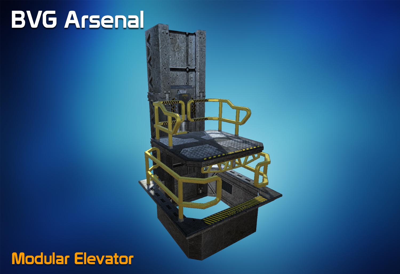 Modular Elevator
