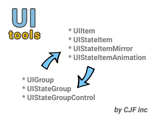 UI tools for Unity