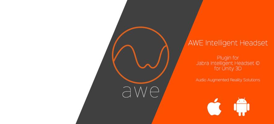 AWE Intelligent Headset Asset for Unity