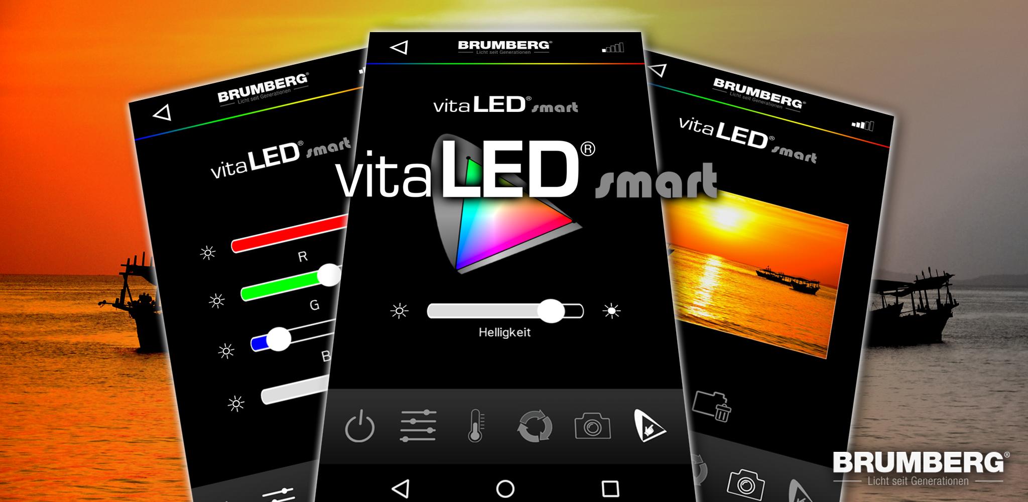 vitaLED® smart App