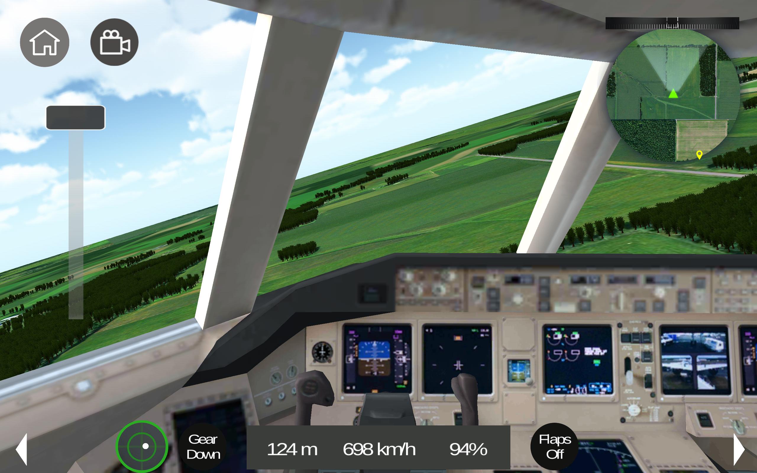 Flight Sim - Unity Connect