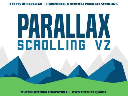 Parallax Scrolling VZ