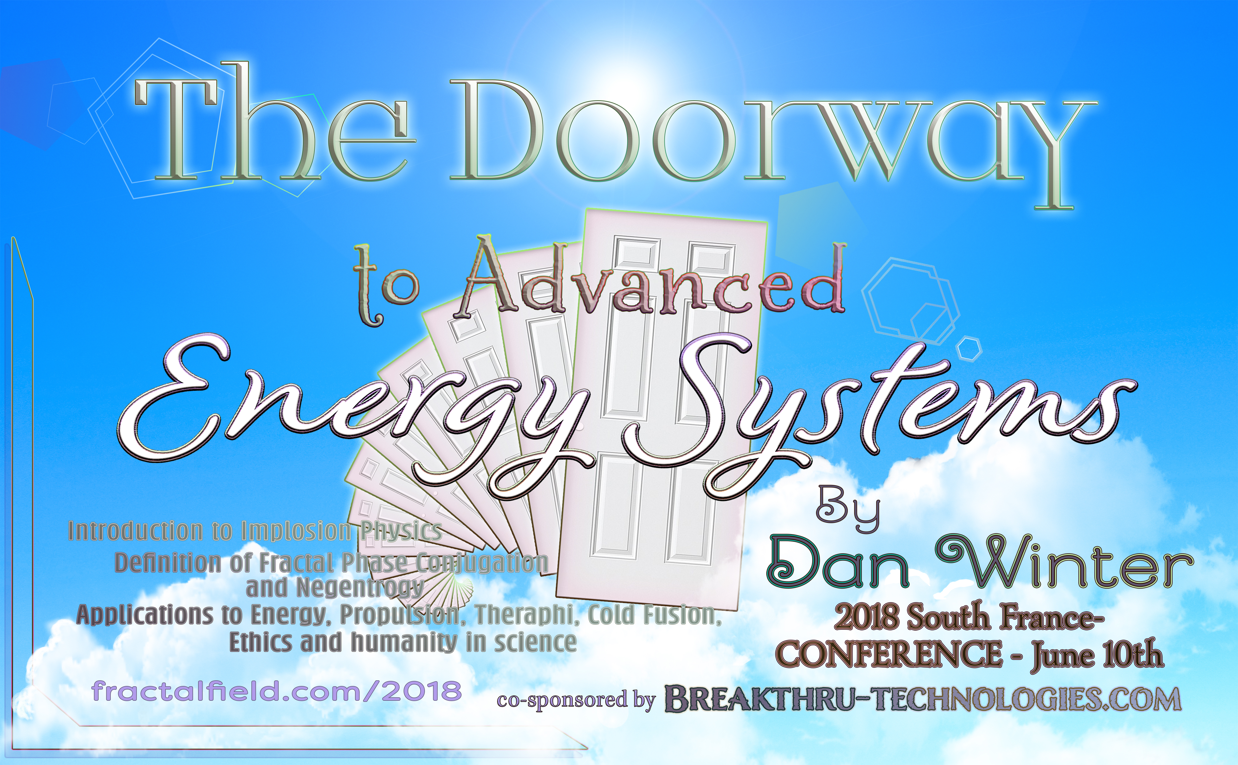 The Doorway to Advanced Energy Systems