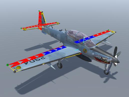 Silantro Flight Simulator