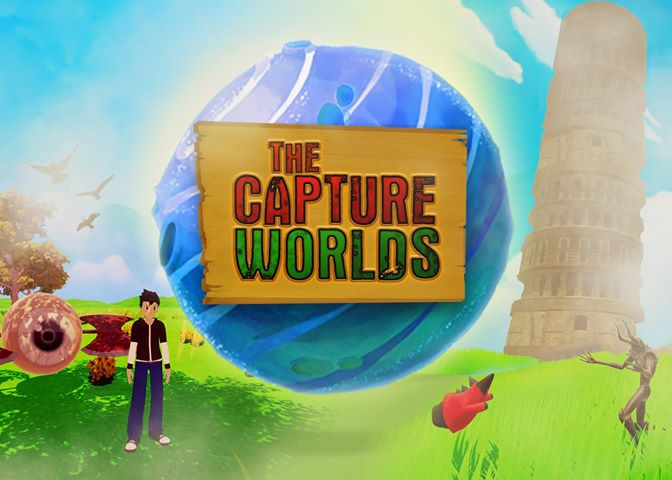 The Capture Worlds