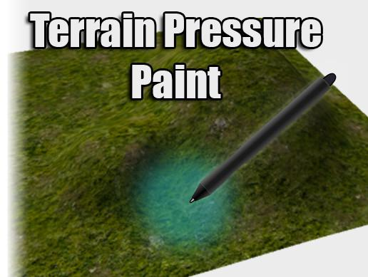 Terrain Pressure Paint