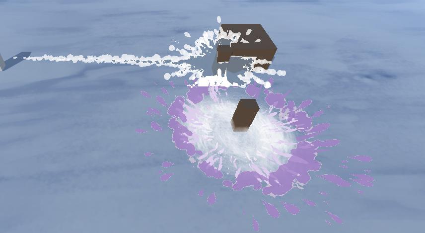 Particles fx