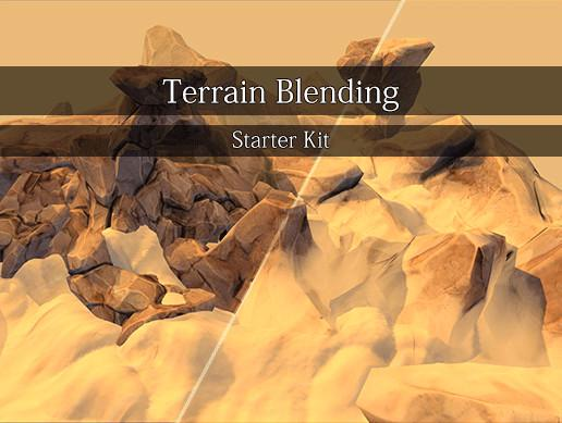 Terrain Blending Starter Kit