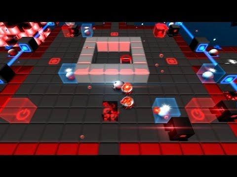 Ballbot (3d snake puzzle/arcade)