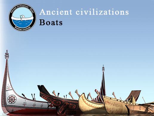 Ancient civilizations - Boats