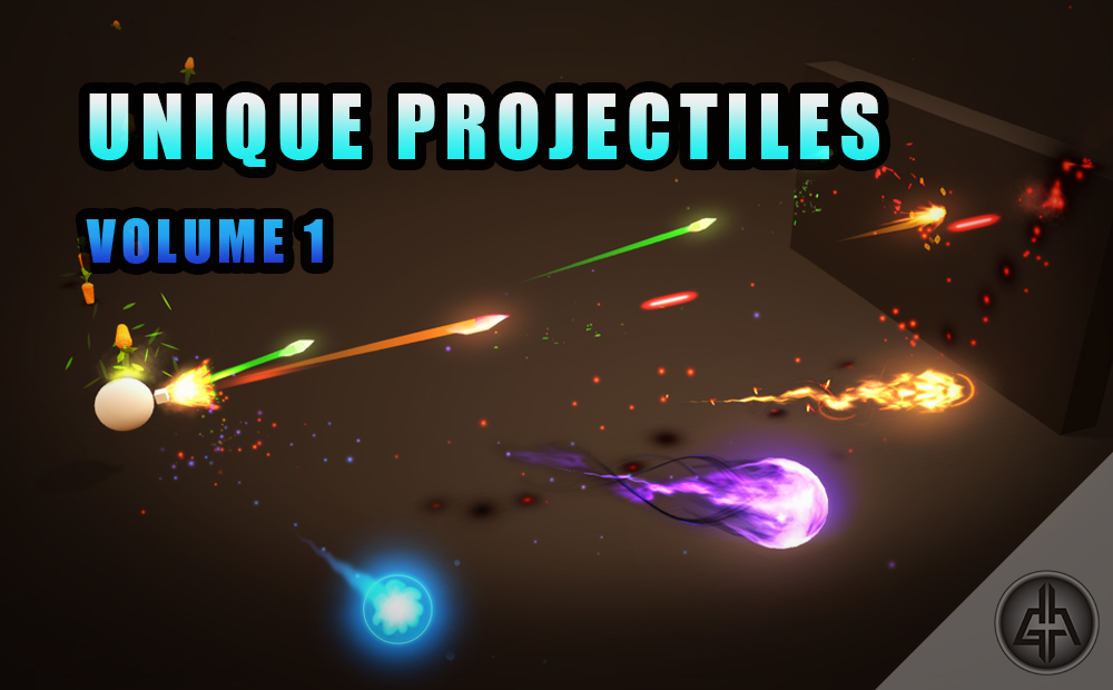Unique Projectiles Vol.1