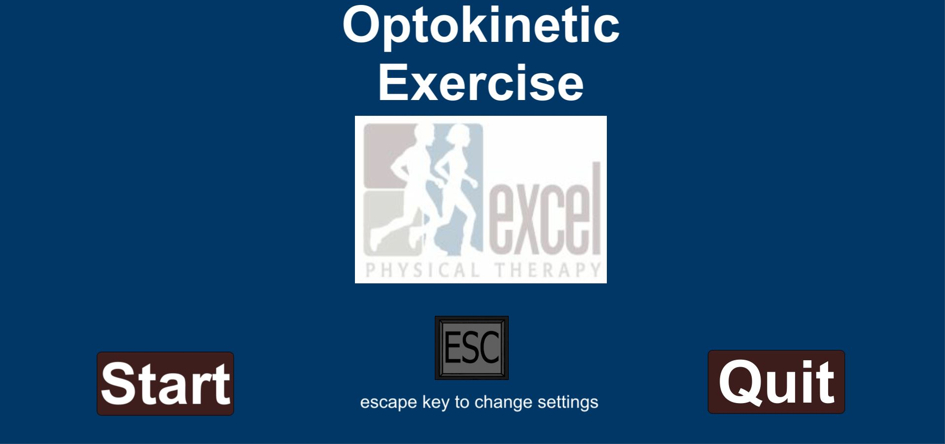 Optokinetic Exercise