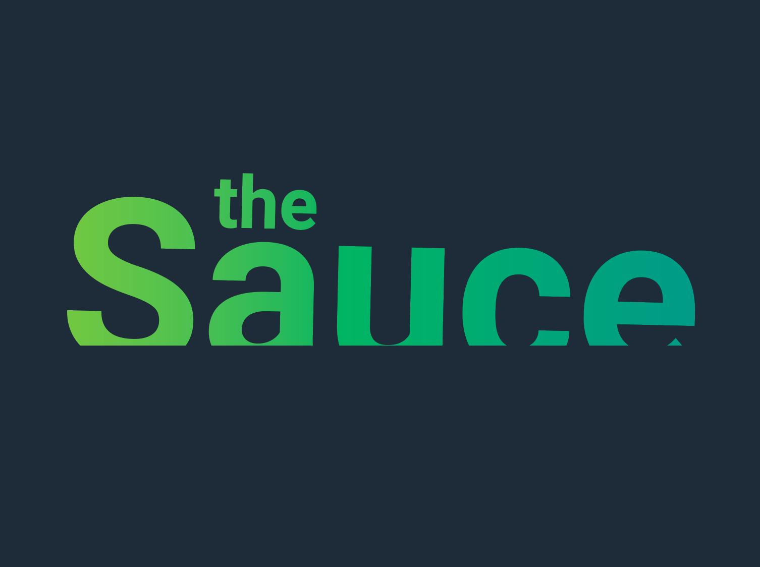 The Sauce logo