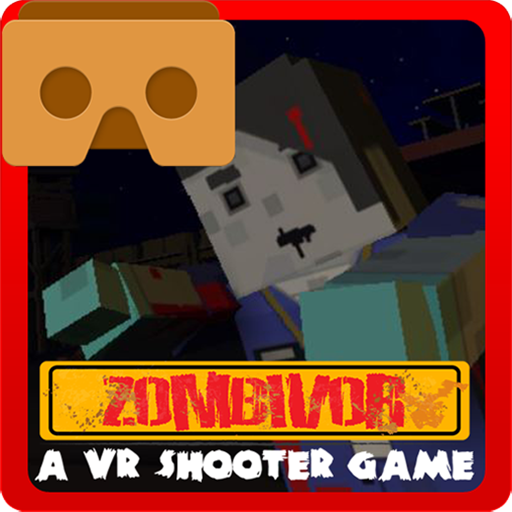 Zombivor: A VR Shooter Game
