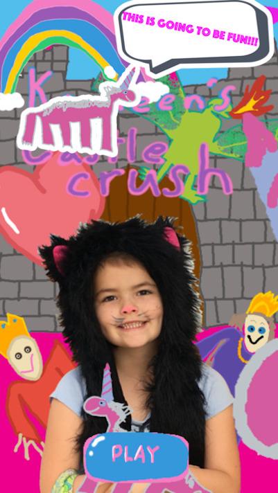 Kayleen's Castle Crush